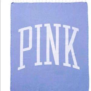 Victoria's Secret Pink Festival Fringe Blanket